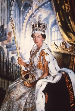 Elizabeth II - Queen of the United Kingd...