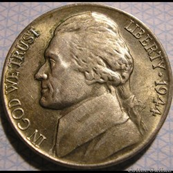 Jefferson Five Cents (1938- )