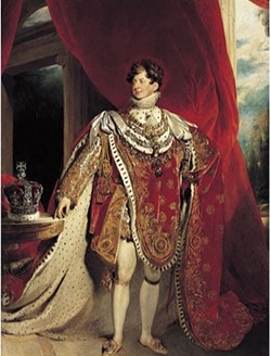 George IV - King of Great Britain & Ireland (1820-1830)