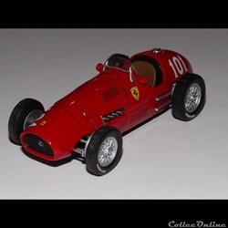 Mes Ferraris de F1