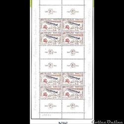 blocs postaux et feuillets