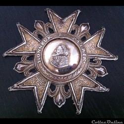 collection de décorations militaires françaises