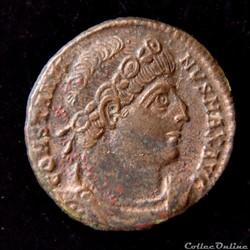 ROMAINES Dynastie Constantinienne (306 -...