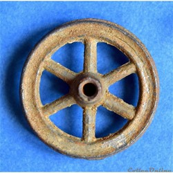 Rouelles, fusaïoles et Anneaux (Age du Bronze tardif et Age du Fer IIIème s.av Jc - Ier s. ap.jc)