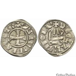 """""""Empires et Etats latins"""" d'Orient, Etats Francs et Croisés (1098 à 1268 et 1205 à 1458 A.D)"""