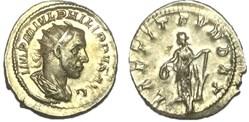 monnaies du trésors de Saint-Jean-d'Ardières