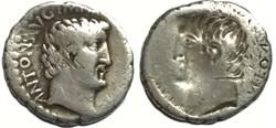 monnaies ROMAINE denier