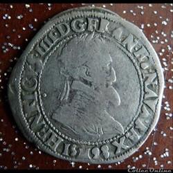 Monnaies Henri 4