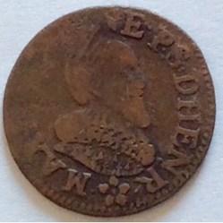 Monnaies de la principauté de Boisbelle Henrichemont