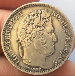 Monnaies de Louis-Philippe 1er