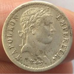 Monnaies de Napoléon 1er Empereur