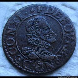 Monnaies François de Bourbon conti