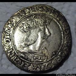 Monnaies François 1er