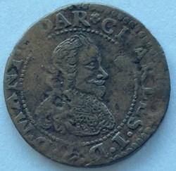 Monnaies de Charles I de Gonzague