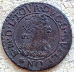 Principauté de Sedan Henri et Frédéric Maurice de la tour