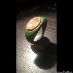 Bagues en bronze Romaine (faux moderne)