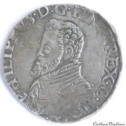 Monnaies des Pays-Bas Espagnols et Autrichiens
