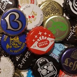 Mes capsules de bières