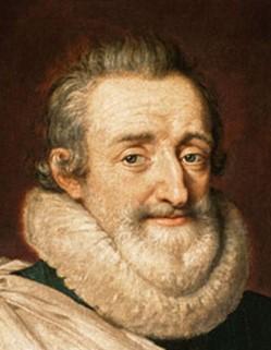 DOUBLES TOURNOIS Henri IV