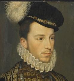 DOUBLES TOURNOIS Henri III