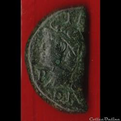 Ma petite collection de monnaies romaine, pas de beau exemplaire que des monnaies qui ont du vécu