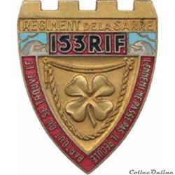 Ma collection d'insignes de l'infanterie française