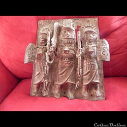 trésor  royal Yoruba