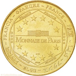 jetons touristiques Monnaie de Paris