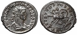 Attribution and order of display of Probus coins from the mint of Serdica is based on RIC V.2.Classification of busts is based on the fundamental work of Pierre BASTIEN, Le...