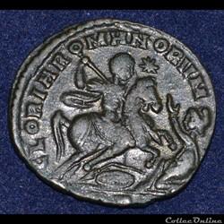 La Tetrarchie ( 284 à 337)