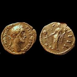 Monnaies impériales des Antonins