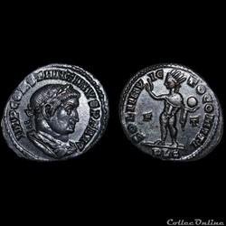 Monnaies impériales du Bas-Empire romain