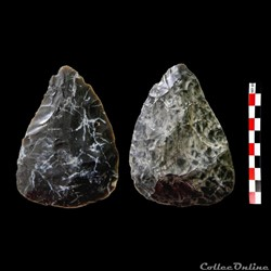 Outillage de la préhistoire