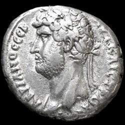 Tétradrachmes romains et provinciales