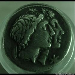 Monnaies - Antiques de la République Romaine -