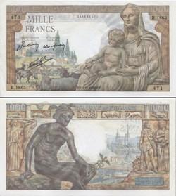 Billets de France