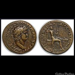 Monnaies romaines Les Julio-Claudiens ( -27 à 69)