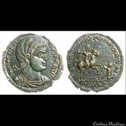 Faux modernes -L'Empire Chrétien (337 à 363)