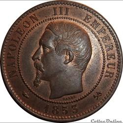 10 Centimes Napoléon