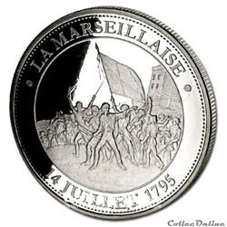 médailles françaises