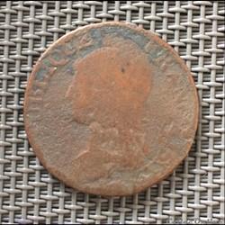 Francs 1795-1799 directoire