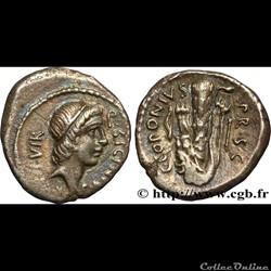 Monnaies de la guerre civile (49 av. J.-...