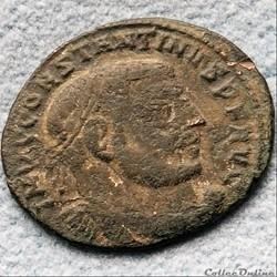 Monnaies Bas-Empire
