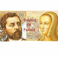 Census of Banque de France's banknotes (identification, traceability, rareness...)